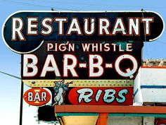 Pig'N Whistle Bar-B-Q ~ Denver CO
