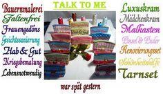 Stickdatei  ♥Talk to me♥ 10x10 von SewDreams - Nähträume zum Kaufen auf DaWanda.com