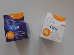 REVIEW #CIEN day and night #cream #LIDL