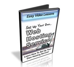 Set Up Your Own Web Hosting Service - Capitalize on product hosting with our 5 part how to set up your own web hosting service video tutorial series and get your part of the web hosting pie. - Check more at http://www.nichevideogalore.com/store/setup-web-hosting-service/