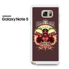 Deadpool Tacos Samsung Galaxy Note 5 Case