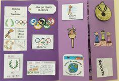 """Outra das actividades que fixemos dentro do proxecto """"MACIOLIMPIADAS"""" foi elaborar un lapbook no que recollimos información sobre todos o. Apps For Teachers, Sight Word Practice, School Hacks, School Tips, Best Brains, Learning Styles, Teacher Quotes, Esports, Poster On"""