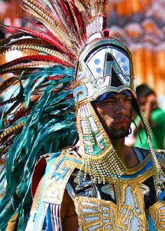 Aztec Indian Outfit    Aztec Indian Sun God Dance