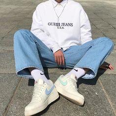 clothes i love Indie Fashion, Aesthetic Fashion, Aesthetic Clothes, Look Fashion, Streetwear Fashion, Boys Fashion Style, Streetwear Men, Urban Aesthetic, Men Fashion