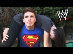 This Guy Giving His Girlfriend WWE Finishers Is The Best Thing You'll See Today – The Awesome Daily - Your daily dose of awesome