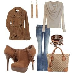 I <3 this sexy Fall outfit!