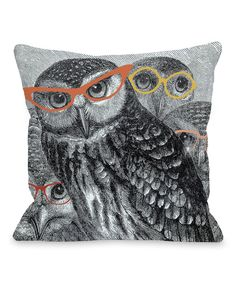 All Eyes on Us Throw Pillow