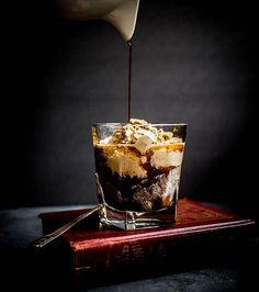 Bourbon-spiked Affogato via @feedfeed on https://thefeedfeed.com/c.r.a.v.i.n.g.s/bourbon-spiked-affogato