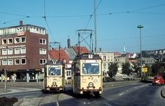 Flensburg noch mit Straßenbahn
