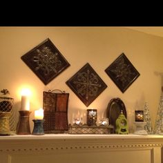 Shop at christievires. Living Willow, Willow House, Southern Living, Wall Tiles, Mantle, Wall Decor, Frame, Store, Inspiration