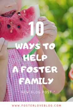 10 Specific Ways To Help A Foster Family – Foster Love Foster Care Adoption, Foster To Adopt, Foster Parenting, Parenting Advice, Becoming A Foster Parent, Foster Family, Throw In The Towel, Make Happy, Newborn Care