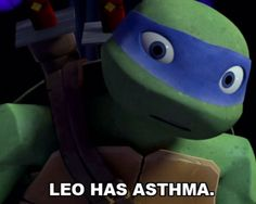 Aww don't worry Leo i do too *hugs* I love these headcanons. Some are adorable and happy but others are--*burst out crying* Ninja Turtles Art, Teenage Mutant Ninja Turtles, Turtle Facts, Leonardo Tmnt, Tmnt 2012, Cartoon Shows, Httyd, Black Butler, Geek Stuff