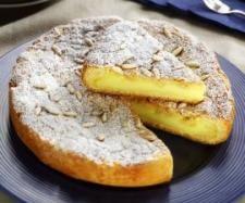 """Ricetta Torta della nonna dal libro """"Torte e biscotti"""" pubblicata da SIMOSOFIA - Questa ricetta è nella categoria Prodotti da forno dolci"""