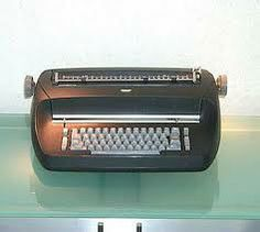 The daddy of all typewriters - the IBM Selectric
