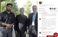 سردار سلیمانی در کنار خانواده شهید/ کار خیر بهنوش بختیاری/ سلفی پرسپولیسی ها/ دلتنگی سردار آزمون