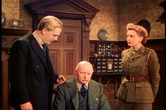 160.  The Life and Death of Colonel Blimp (1943)  Clive Candy: War starts at midnight!