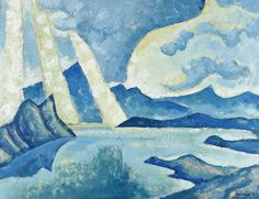 Ketterer Kunst, Kunstauktionen, Buchauktionen München, Hamburg & Berlin Berlin, Fine Art, Painting, Switzerland, Artist, Hamburg, Thunderstorms, Museum Of Art, Expressionism