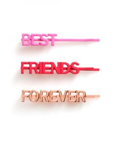 Ban.do Girl Talk Bobbi Set - Best Friends Forever
