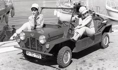 Mini Moke (1964) - Les meilleures voitures de plage