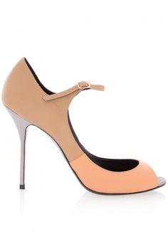 The Pierre Hardy tricolour ankle strap peep toe heels ooze lady-like appeal. Browse the latest designer shoes and shop online. Peep Toe Heels, Stiletto Heels, Pierre Hardy, Luxury Fashion, Womens Fashion, Designing Women, Designer Shoes, Ankle Strap, Fashion Online