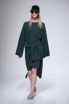Brian Nussbaum, 26, Pratt Institute  Find the 10 graduating designers to watch on Vogue.com.