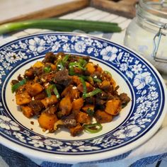 Kung Pao Chicken, Lifestyle Blog, Pork, Ethnic Recipes, Sweet, Kale Stir Fry, Candy, Pork Chops