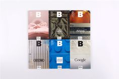 Introducing the 'B Magazine' Collection: Learn about your favorite brands in this magazine series. Rimowa, Hip Hop Artists, Clothes Horse, Documentaries, Lego, Learning, Google, Magazines, Collection