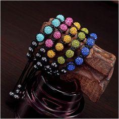 Top 10 Mystical DIY Shamballa Style Bracelets
