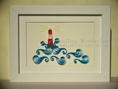 quilling lighthouse