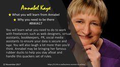 Find out where you need to be 22 Nov with Annabel Kaye - Speaker https://buff.ly/2g2AVmU?utm_content=buffer0fbc4&utm_medium=social&utm_source=pinterest.com&utm_campaign=buffer