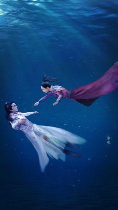Princess Agents cr Dawn Chinese Drawings, Love Wallpapers Romantic, Princess Agents, Chines Drama, Zhao Li Ying, Martial Arts Movies, Princess Drawings, Dibujos Cute, Boys Over Flowers