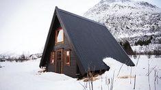 Ras-le-bol de l'hiver ? Voici quelques images de chalet qui font rêver, où la neige n'a pas l'air si mal... À couper le souffle !