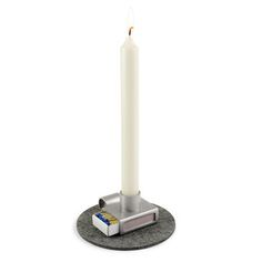 Onkel Fritz Candle Holder, $15, now featured on Fab.