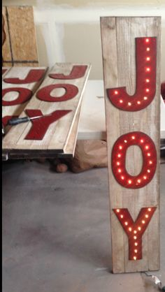 Look what I created today. This is one of my favorites that I have made. I. Hope you all Like it! Christmas joy marquee sign