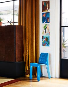 Interior Designer Therese Carrodus of Full Of Grace transforms her Victorian South Yarra home from 'daggy' to designer! Australian Architecture, Australian Homes, Beautiful Interiors, Beautiful Homes, Warehouse Apartment, Apartment Painting, Small Apartment Design, Apartment Living, Apartment Therapy
