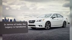 The #2017SubaruLegacy from Gulfport, MS has what you need, from #engine capability and functional interior to handsome exterior and road assistance.