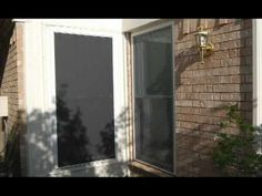 Phifer vs. Twitchell, who is better? King of Solar Screens - YouTube