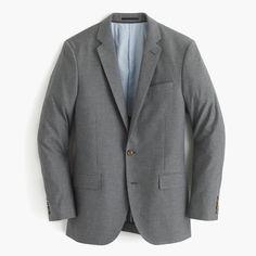 J.Crew - Ludlow suit jacket in Italian cotton oxford cloth