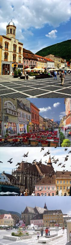 Brasov   Situated in the heart of Romania, the city of Brasov benefits from the influence of an ancient history.