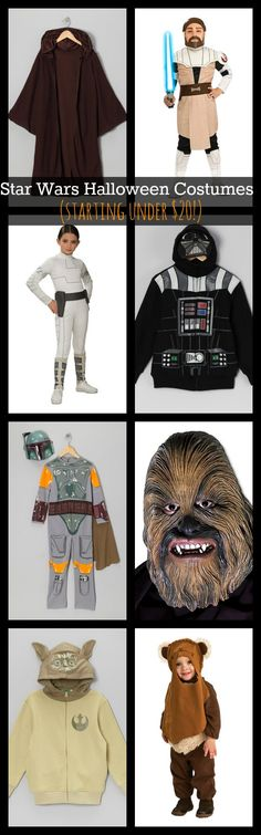 Star Wars #halloween #costumes that won't break the bank! PLUS the easiest Darth Vader costume for kids EVER!