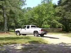 Bill Dance Fishing Blooper - Boat falls out of truck