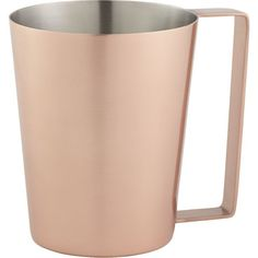 CB2 Moscow Mule (30 085 LBP) ❤ liked on Polyvore featuring home, kitchen & dining, cb2, moscow mule mugs and moscow mule