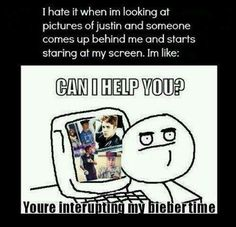 #belieber this just happened right now...