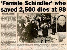 Irena Sendler (1910-2008) RIP (8403714206) - Irena Sendler