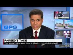 """CNN's Muslim Fareed Zakaria: """"Muslims are right to complain that there is anti-Muslim bigotry 