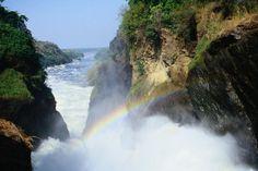 Murchison Falls #Uganda