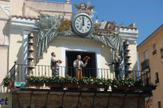 Reloj de la Plaza Mayor de Ciudad Real. | Objetivo Castilla La Mancha
