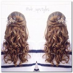 Wedding Hairstyles Half Up And Half Down (41)