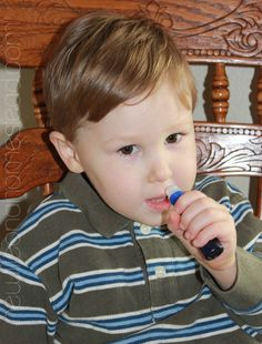 How I Helped My Speech Delayed Toddler With Essential Oils