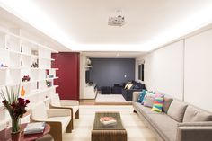 amarelo arquitetura | apartamento R.L.